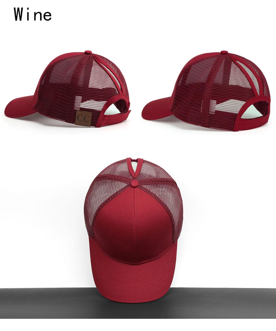 d00adceb7e4 Composite Bats Drop Shipping CC Glitter Ponytail Baseball Cap Women Messy  Bun Baseball Cap Girls Snapback