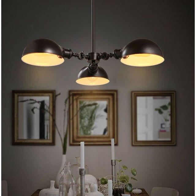 Moderne led hanglampen lamp voor woonkamer iron for Led hanglampen woonkamer