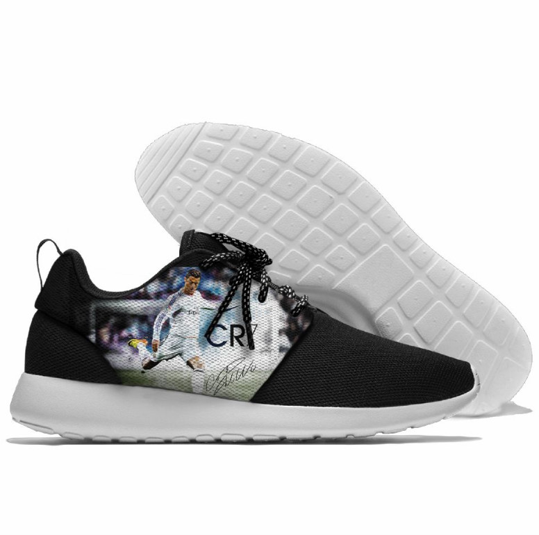2018 Men and women Paris Saint-Germain Roshe style Lightweight Running shoes Wholesale free shipping