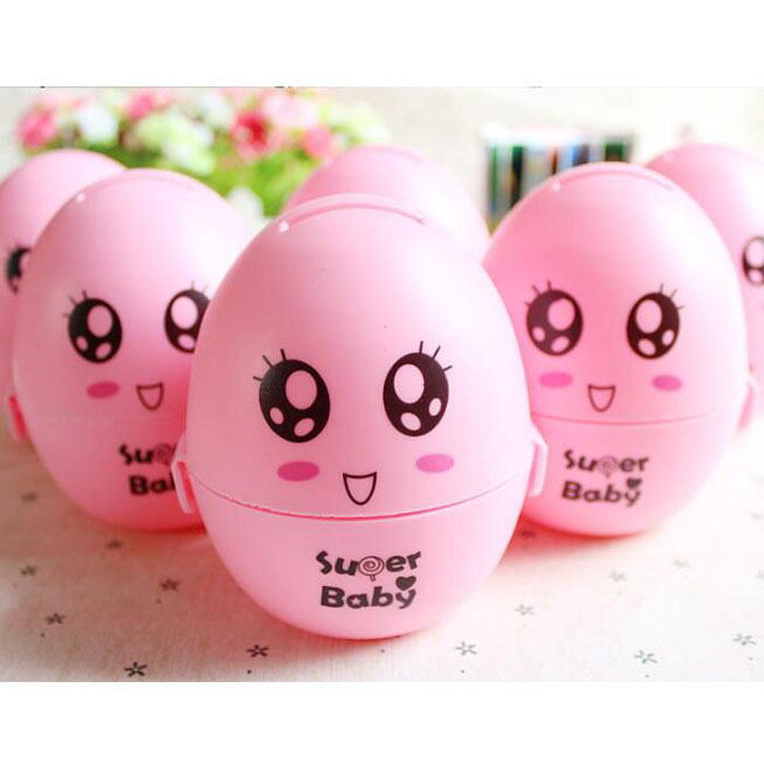 1pcs Big Size Plastic Easter Egg Gift Egg candy boxes Baby Shower Christmas Deco
