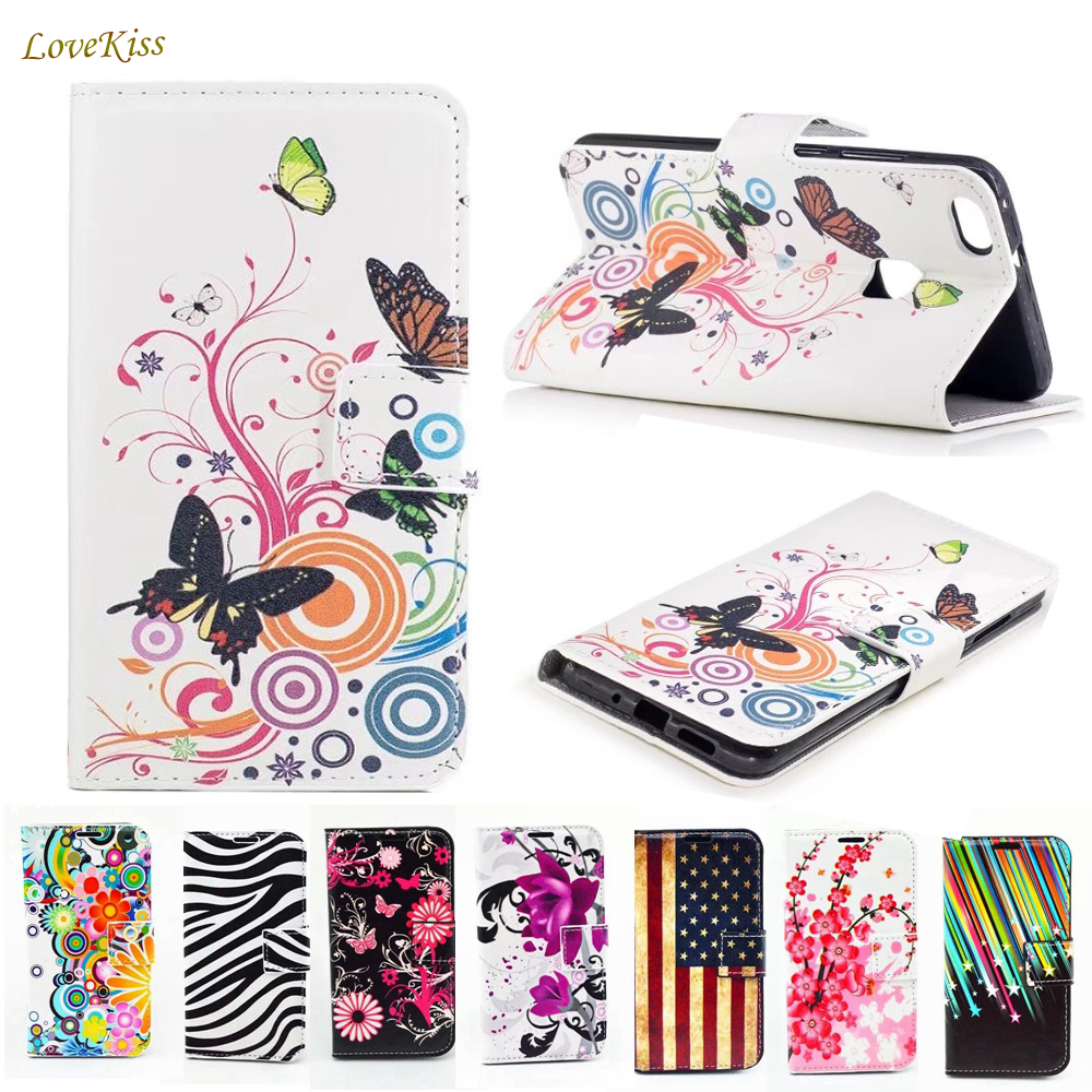Leather Wallet Phone Case For Samsung Galaxy S3 J1 Mini