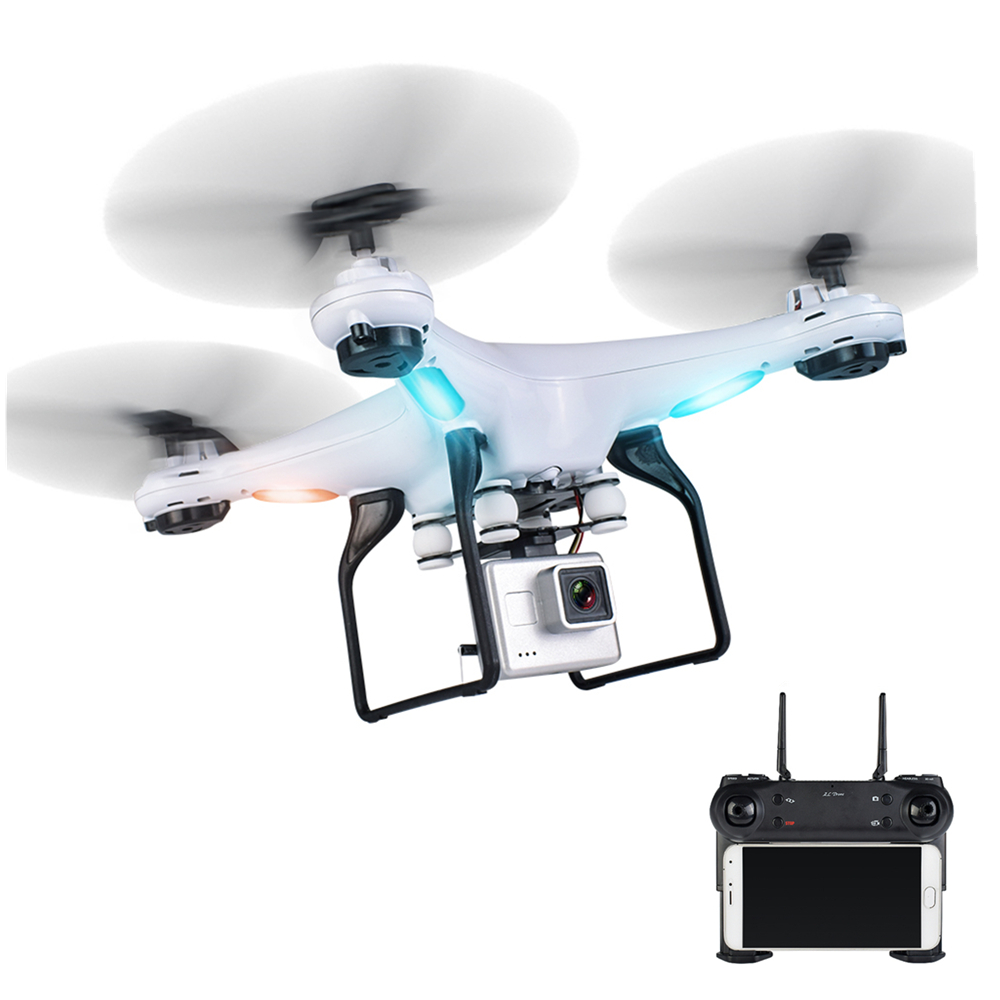 SG600 RC Drone With HD Camera WIFI FPV Remote Control Helicopter Auto Return Altitude Hold Headless Mode Quadcopter VS XS809hw