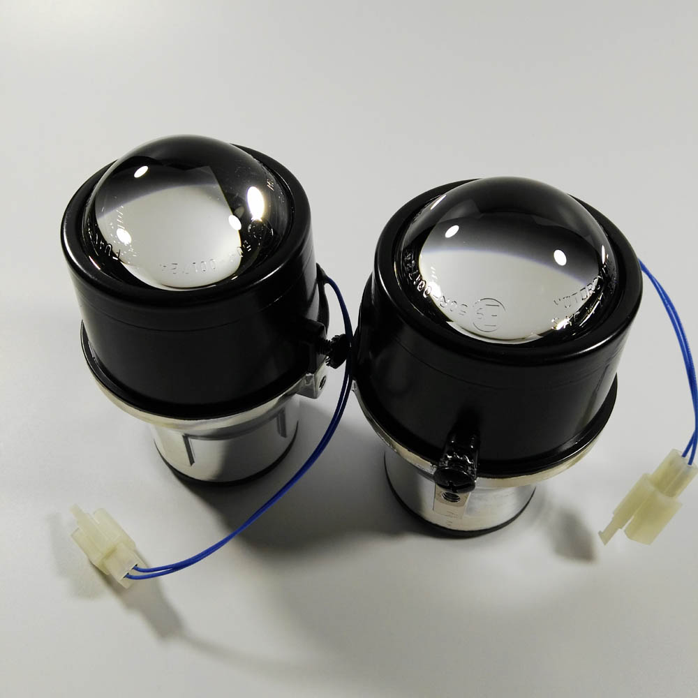 ФОТО External replacement part Lights for dacia lodgy duster dokker front bumper bifocal lens low High beam sport lights house holder