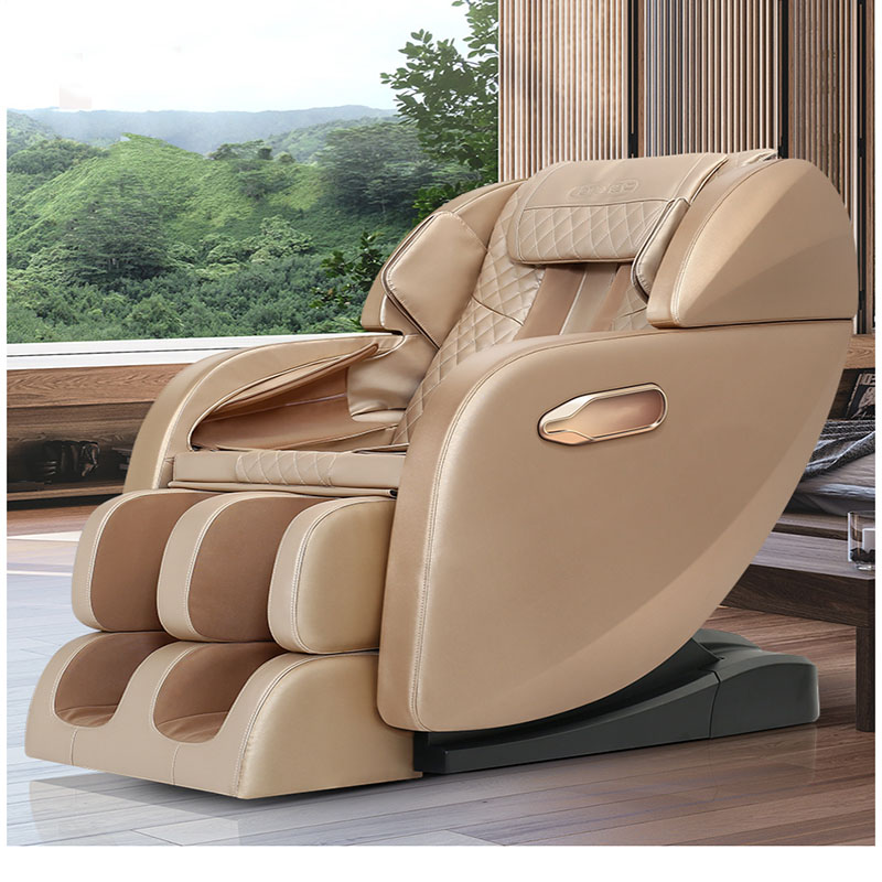 New Massage Chair Zero Gravity Capsule Multifunctional Full Body Automatic Electric Machine 3D Robot Massager Smart Furniture