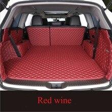 For Infiniti QX5 2013~2015 New Car Floor Trunk Carpet Rugs Mats Waterproof Automobile Accessories Custom Cargo Liner цены онлайн