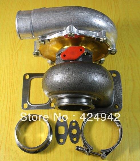T76 T4 Turbine A / R.81 Kompressorgehäuse A / R.80 Öl- und - Autoteile - Foto 4