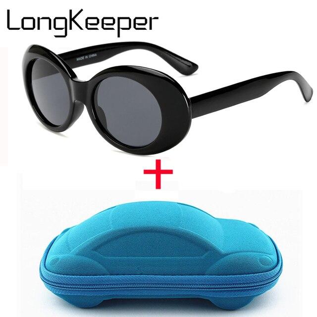 93a88a451d33c NIRVANA Kurt Cobain LongKeeper Clássico Retro Dos Homens Óculos De Sol  Marca Designer Óculos de Sol