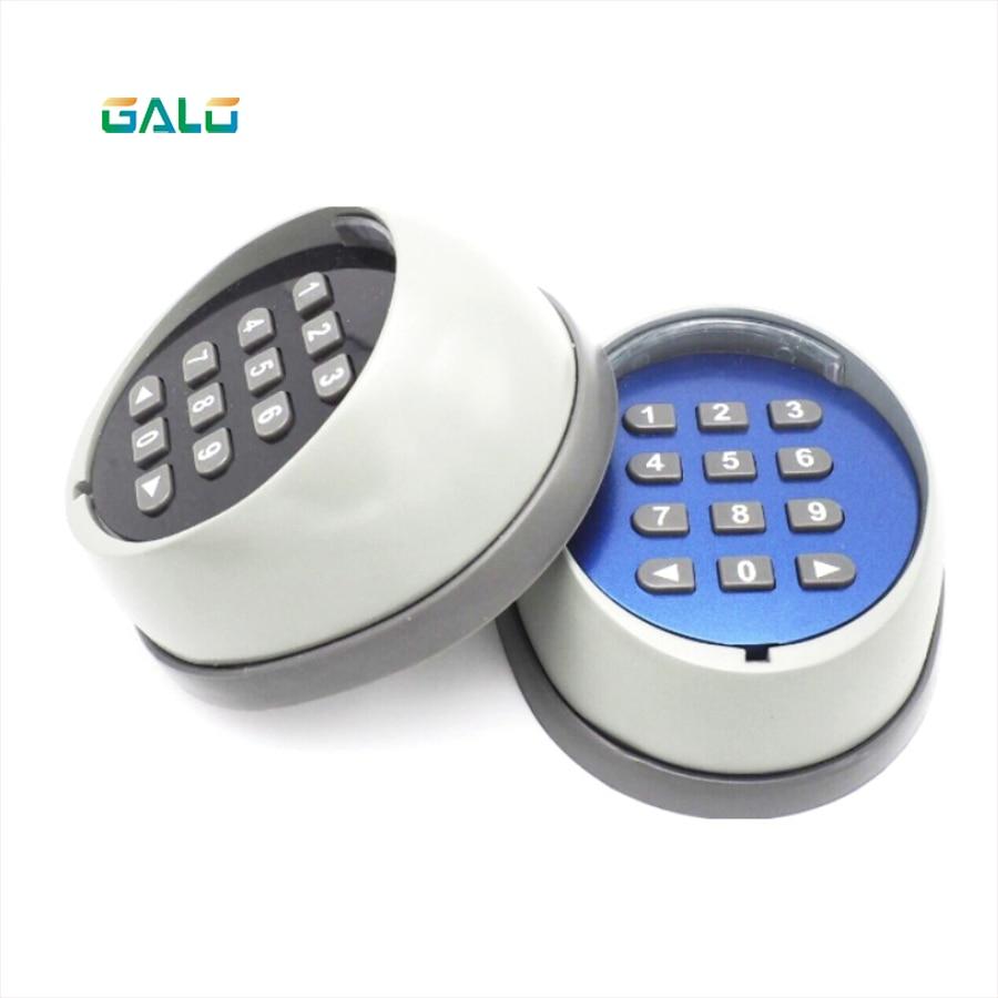 Zugangskontrolle Kits Zugangskontrolle Radient Galo Drahtlose Tastatur Für Pkm Tor Öffner/433 Mhz Fernbedienung Contrl