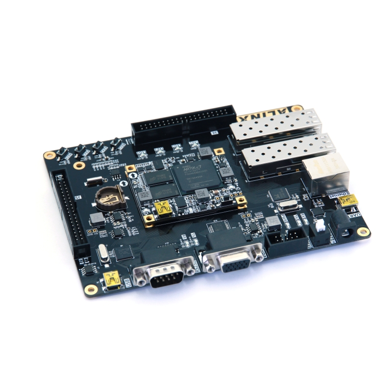 Xilinx FPGA Artix7 Artix 7 Development Board XC7A100T 8Gb DDR3 and Xilinx Platform Cable USB Programmer
