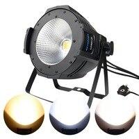 BETOPPER DMX 512 Alloy COB Par Stage Light LED Projector Stage Lighting Effect Christmas Projector LED Par DJ Disco Light Party