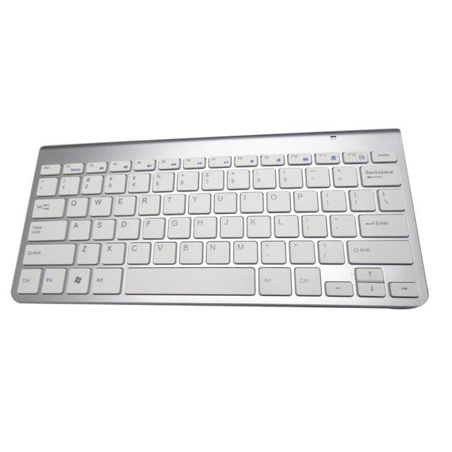 TOP Ultra Slim 2,4G Wireless Tastatur Online Gaming tastatur für MACBOOK LAPTOP Computer PC und android tablet