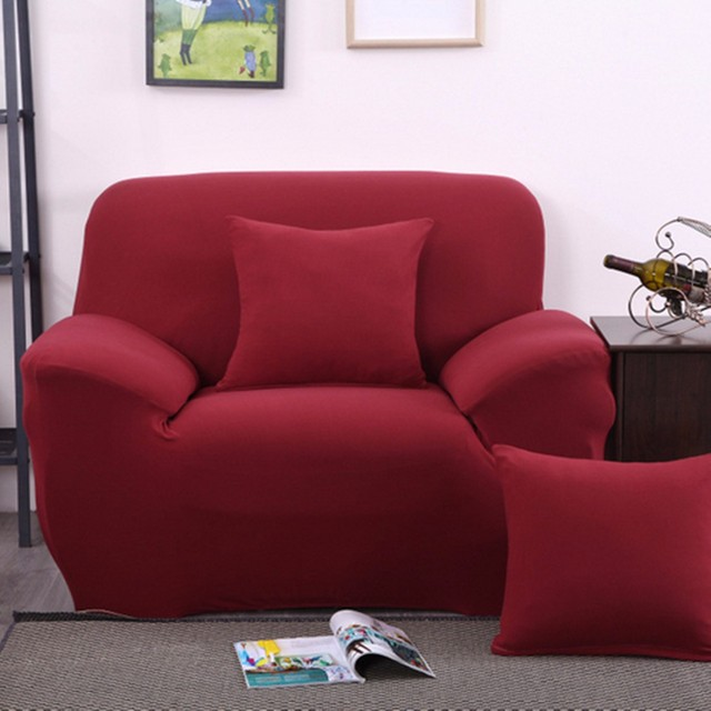 Pet Corner Couch Cover Stretch Elastic Fabric Sofa Cover Sectional Sofa  Cover Set Furniture Protector Home