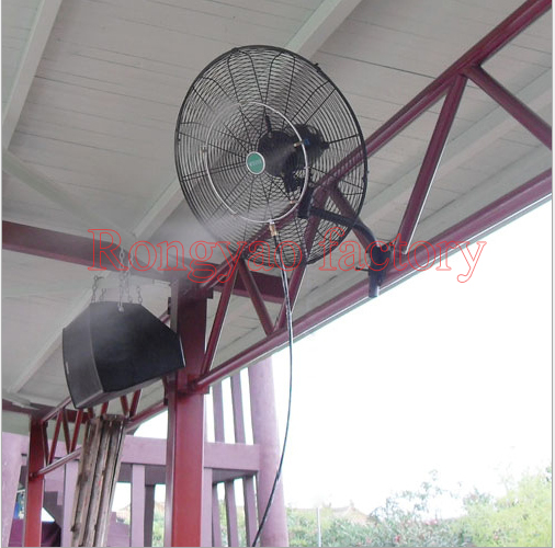 Wall Fans High Volume Low Pressure : Compare prices on industrial mist fan online shopping buy
