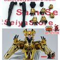 Metal Club Saint Seiya S Temple Ex Myth Cloth Ghost Part for Gemini Pisces Shura Cancer Leo Libra Aquarius Figure