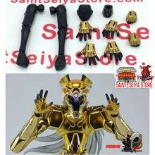 Metalen Club Saint Seiya S Tempel Ex Mythe Doek Ghost Deel voor Gemini Pisces Shura Kreeft Leeuw Libra Waterman Figuur