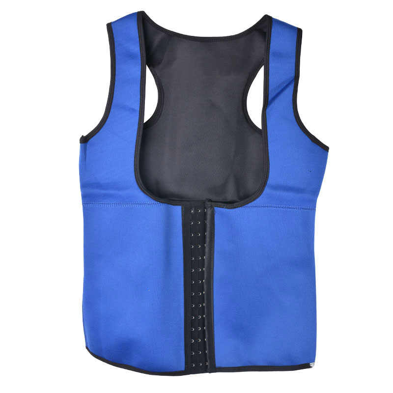 Hot البيع حجم كبير النساء النايلون عرق قميص ساونا الخصر دعم المدرب التخسيس صالح الصدرية ملابس داخلية الرياضة فقدان الوزن الخصر مشد