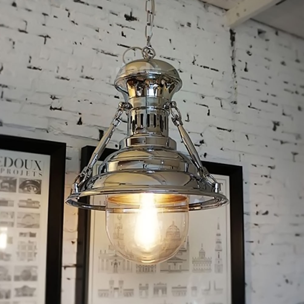 american industrial droplight vintage artillery shell pendant lights fixture home indoor dining room hanging lamp