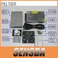 Cooling!Cooling system DIY Pro refrigeration system kit heatsink Peltier cooler TEC1-12706