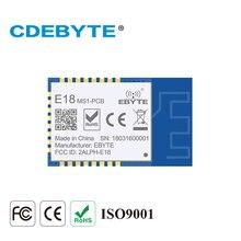 E18 MS1 PCB ZigBee IO CC2530 2.4 GHz 2.5 MW Ăng ten PCB IOT UHF Lưới Mạng Thu Phát Không Dây Thu Phát Mô Đun