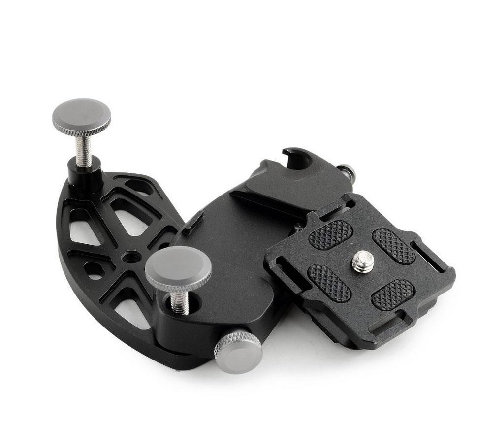 Gopro accessories hanging back hanging fast gun gopro metal micro single fast hanging camera fast strokes