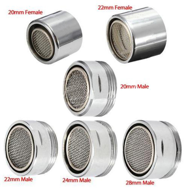 Faucet Tap Aerator Nozzle Sprayer Filter Water Saving Male/Female ...