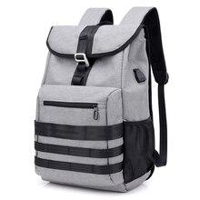 Дропшиппинг нет счета/Акция Франция Мужчины Женщины 17 15,6 дюймов рюкзак для ноутбука сумка USB зарядка Мужской умный рюкзак для путешествий