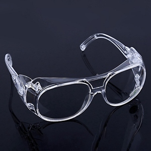 Image 1 - Clear Eyewear Safety Glasses Anti Splash Impact Resistant Working Safety Goggles For Home Dentist Eyes Protection transparent