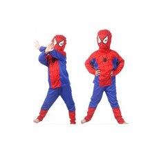 3 шт./компл. с изображением Человека-паука, детская одежда, для детей День рождения украшения для детей на Хэллоуин для мальчиков, шапочка для малышей наряд для первого дня рождения шляпа/одежда/брюки