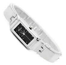 Kimio célèbre marque dames de mode de luxe montre rectangle Analogique quartz montres femmes montre femme de marque relojes mujer 2015