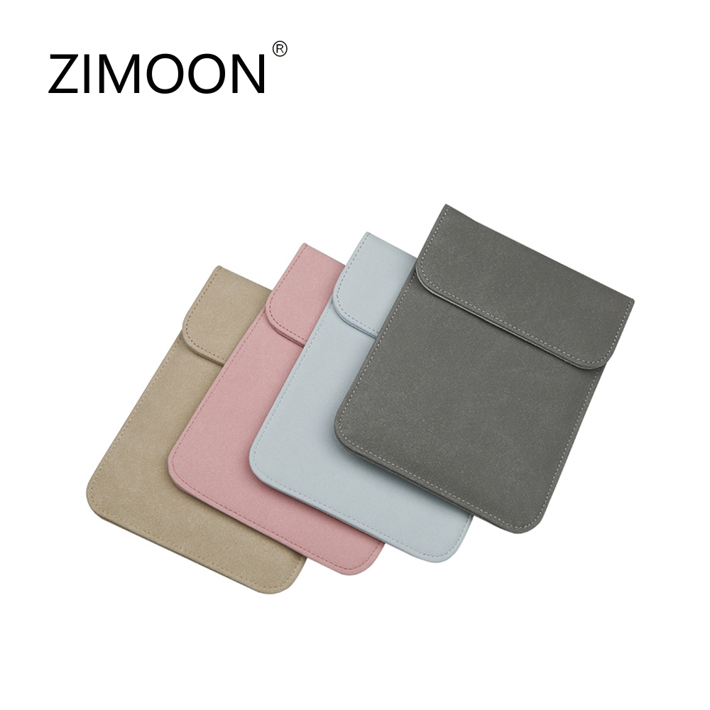 ZIMOON Tablet Sleeve Bag For Amazon Kindle 8 All Models E-book Cover For Kindle Paperwhite  E-reader Case For Voyage 6 inch 6 inch tablet sleeve case for kindle paperwhite voyage 7th 8th gen pocketbook 622 623 e reader print wool pouch 2017 summer