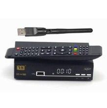 V8 súper 5 unids + adaptador wifi cam soporte 3g wifi iptv receptor de satélite dvb-s2 openbox v8 v8 freesat súper powervu youtube
