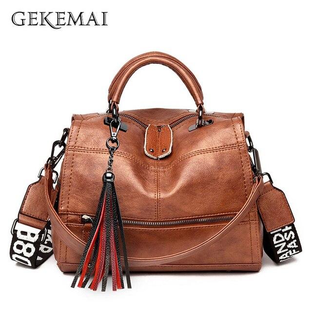 Colored Strap Luxury Handbags  1