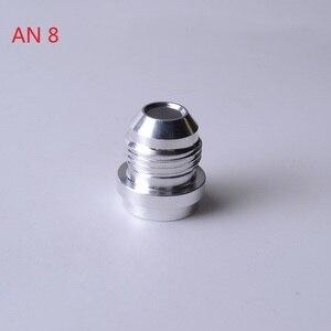 Image 3 - SPEEDWOW Adaptador de montaje de soldadura macho y recto AN4 de aluminio de alta calidad, accesorio de manguera de acero inoxidable