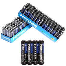 цена 24Pcs AAA 1.5V Alkaline Dry Battery Baterias For camera,calculator, alarm clock, mouse ,remote control battery онлайн в 2017 году