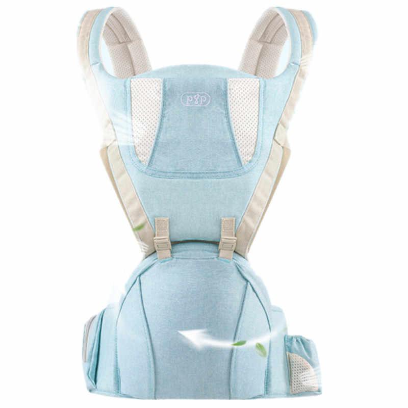 0-30 ヶ月快適なベビーキャリア人間工学子供スリングバックパックラップフロント直面して多機能幼児カンガルーバッグ