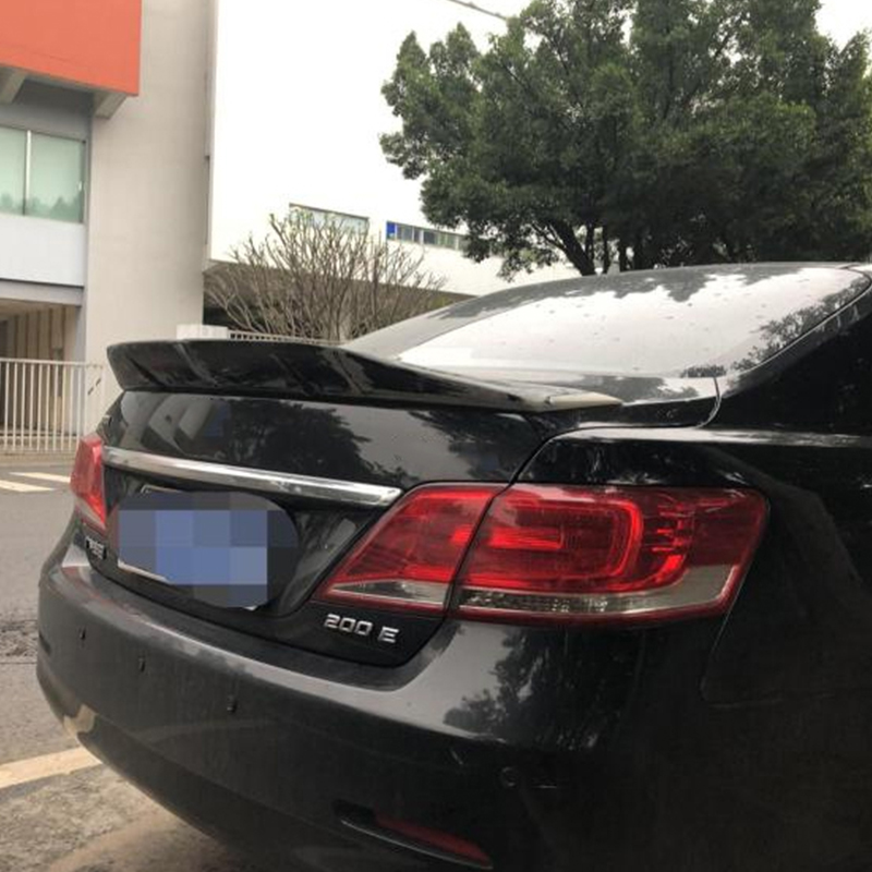 Carbon Fibers Spoiler FOR Toyota Camry2004-2011High Quality Colour Car Rear Wing Rear Lip Rear Spoiler Trunk Tail Fin Auto Parts