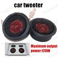 Venta caliente de alta calidad Auto Car Tweeter Altavoz 2X120 W 1 par universal para todos los coches de audio altavoz estéreo