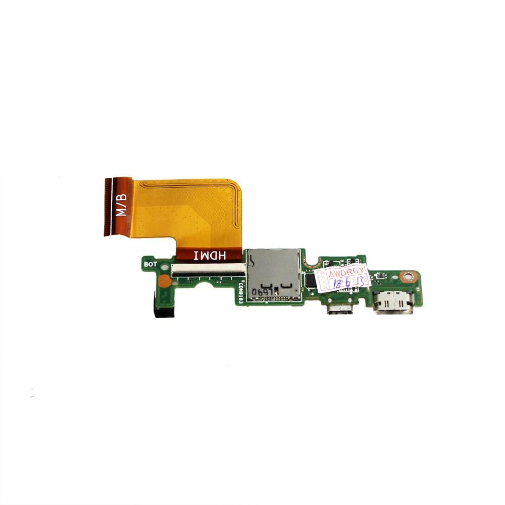 DELL N5110 Audio USB Ethernet BOARD PCB DQ15 48.4IE15.031