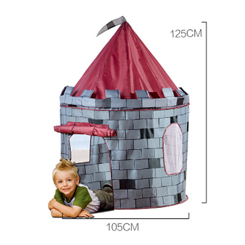 Kids Toys Tents Baby Portable Foldable Cubby Play House Hut Teepee Tipi Tents Princess Prince Pirate Castle Indoor Outdoor Game-in Toy Tents from Toys ...  sc 1 st  AliExpress.com & Kids Toys Tents Baby Portable Foldable Cubby Play House Hut Teepee ...