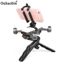Ouhaobin Portable Handheld Gimbal Stabilizer Tripod Gimble Celular Estabilizador Phone Grip for DJI Mavic SPARK 81225