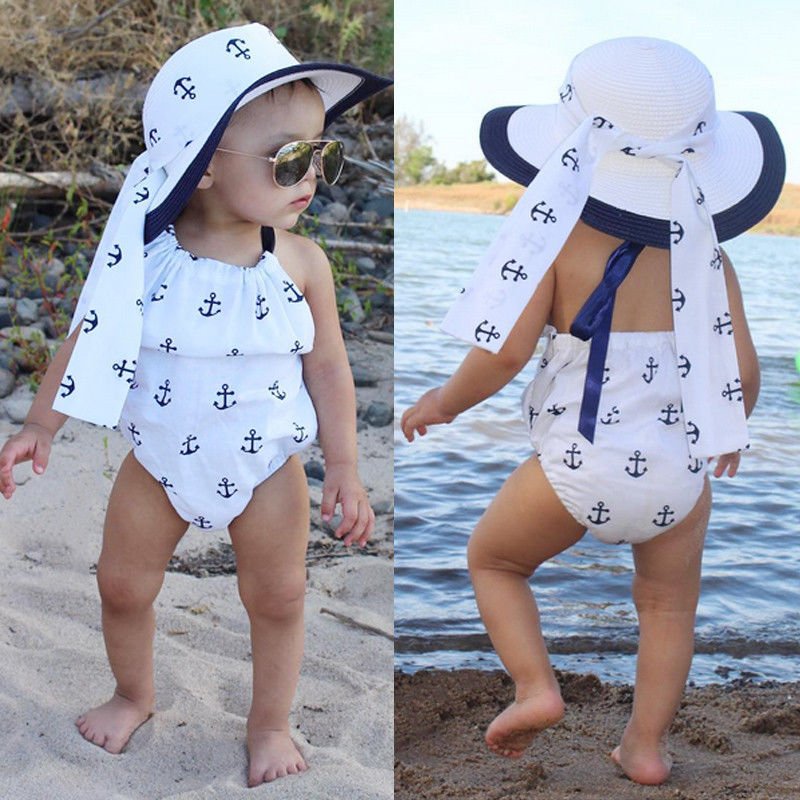 2PCS-Newborn-Kids-Baby-Girl-Clothes-Anchor-Sleeveless-Bodysuit-Jumpsuit-Playsuit-Headband-Outfits-3