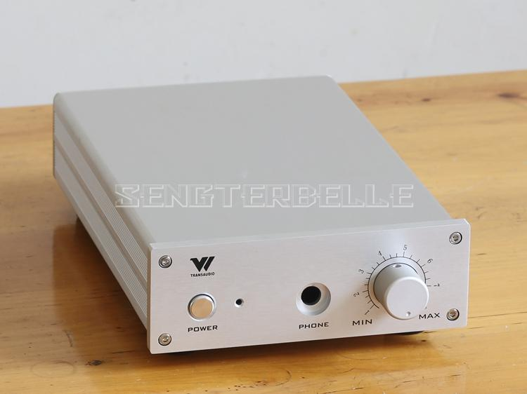 Finished XP7 Headphone Amplifier AD797 BUF634 HiFi Headphone Power Amplifier New finished xp7 headphone amplifier ad797 buf634 hifi headphone power amplifier new