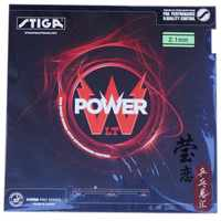 Original Stiga POWER LT pimples in table tennis rubber with soft sponge  racquet sports table tennis rackets