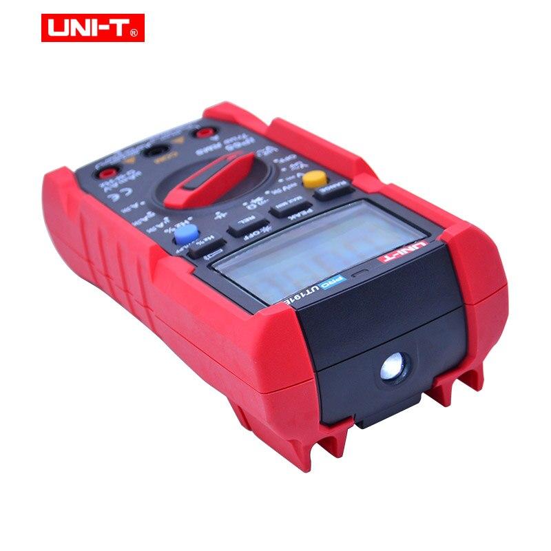 RMS LPF Volt UT191E Professional IP65 Waterproof6000 600V 20A Ammeter MultimeterTrue UT191T Digital DMM LOZ ACV Count Tester