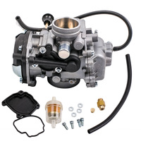 New Carburetor Carb for Yamaha Bear Tracker YFM 250 ATV 99 04 2002 4XE 14140 12 00, 4XE 14140 13 00, 4XE 14140 01 00