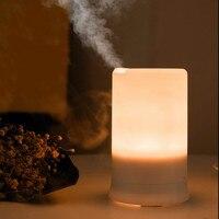 Мини воздуха ультразвуковой увлажнитель usb зарядка 5 видов цветов светодиодный ночник ароматерапия эфирное масло Арома диффузор для дома а...