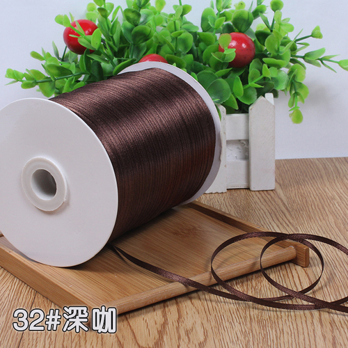 Decorations Wrapping Supplies Wedding Ribbons Sewing Fabric Satin Grosgrain