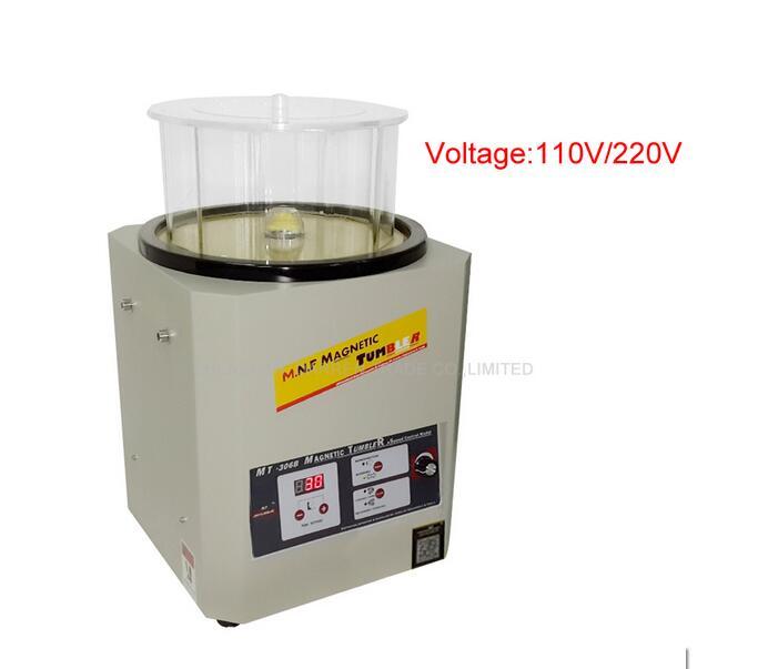 1pc 110V / 220V Pulidora magnética para joyería Super Acabado - Herramientas eléctricas - foto 1