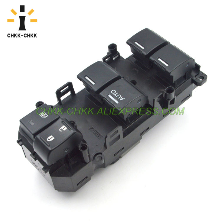 CHKK CHKK New Car Accessory Power Window Control Switch FOR HONDA Accord 2008 2011 35750 TB0 H13 35750TB0H13 in ABS Sensor from Automobiles Motorcycles