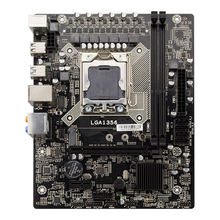 X79A Lga 1356 Motherboard Usb3.0 Support Reg Ecc Server Memory And Lga1356 Xeon E5 Processor For Desktop Server Ddr3 Ecc Reg R single server motherboard s3420gpv